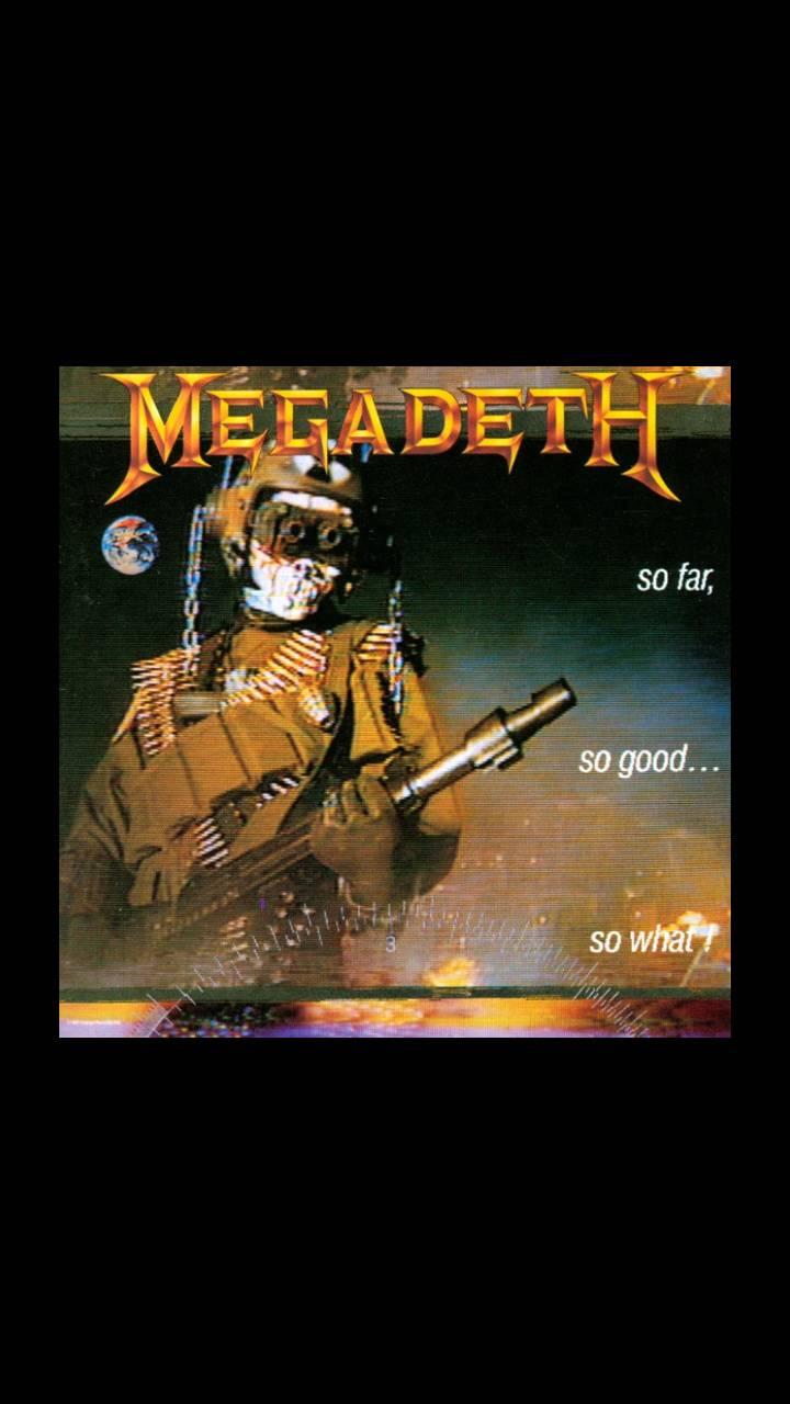 Megadeth SF SG SW