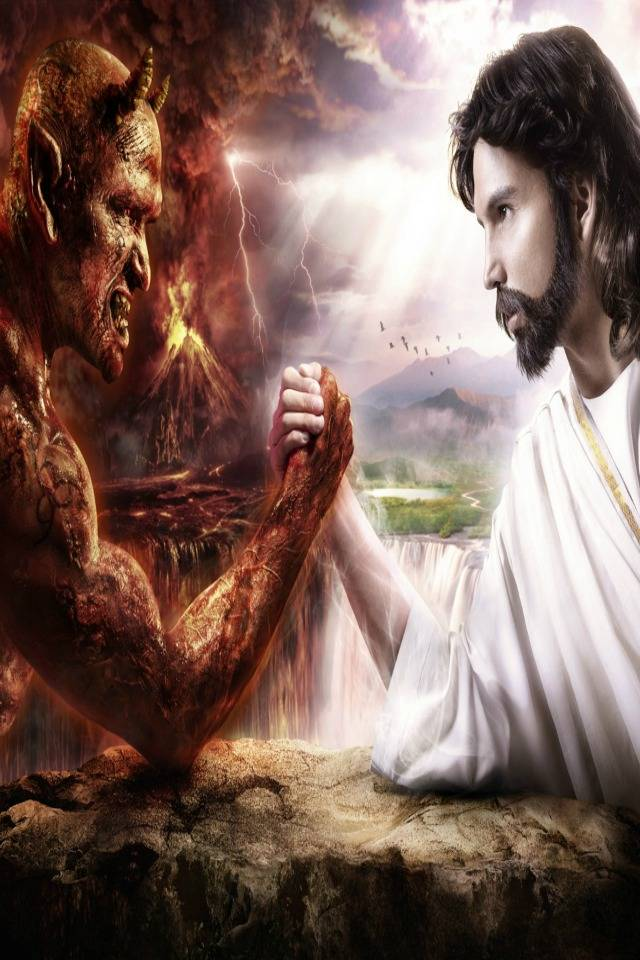 God Vs Devil Hd