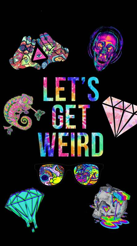 Weird Wallpapers Free By Zedge