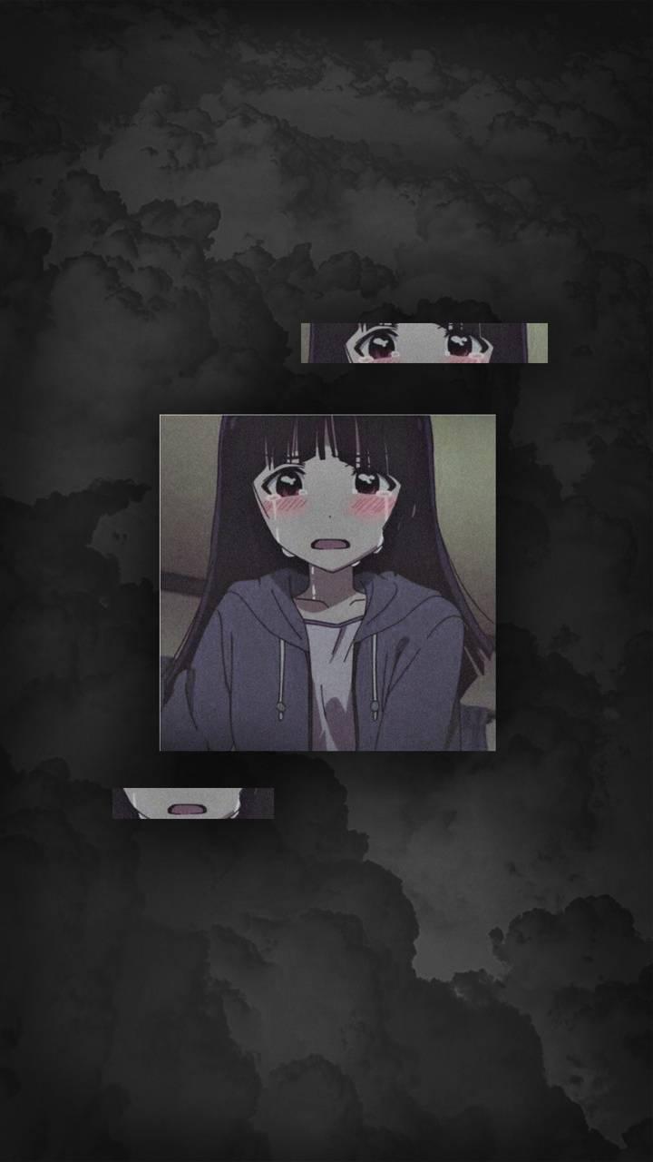 Sad Anime Wallpaper By Kyukaart 44 Free On Zedge