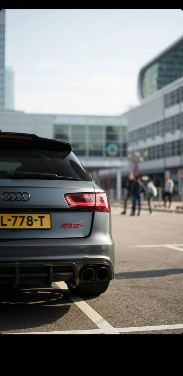 Audi Rs6 Abt Wallpaper By Timvanderweele 64 Free On Zedge