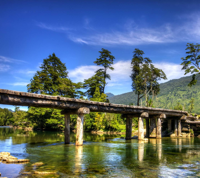 Chile Rivers Bridge