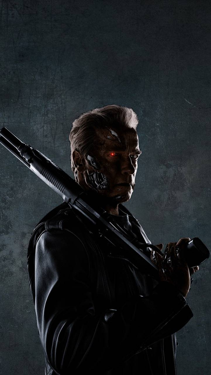 The Terminator Wallpaper By Greenhead185 5f Free On Zedge
