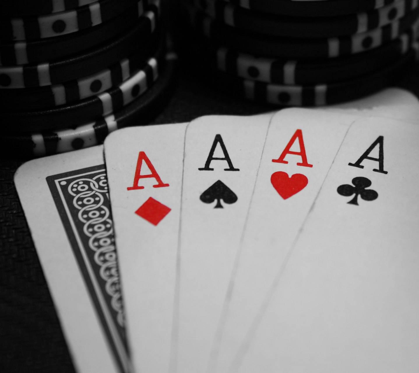 4 Aces Poker