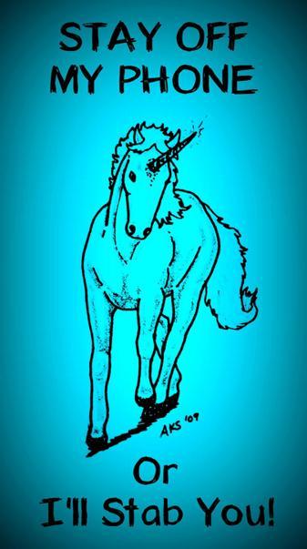 Stay Off Unicorn
