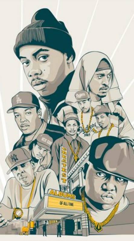 Gangsta Rap Wallpapers Free By Zedge