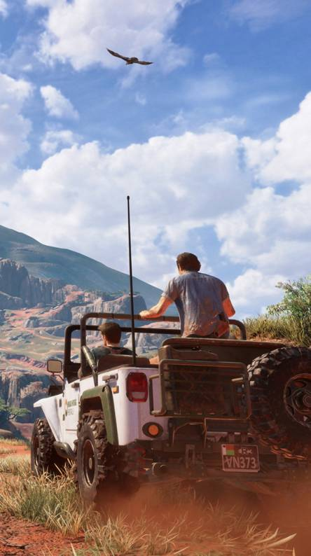 Uncharted 4 Wallpapers Free By Zedge