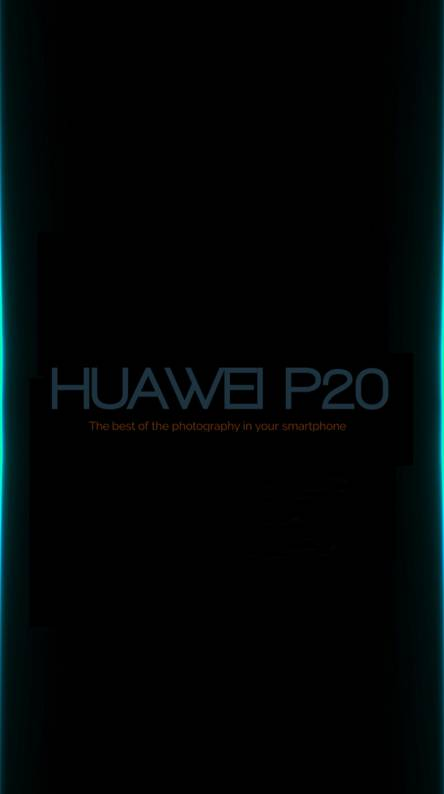 Huawei P20 Pro Original Wallpaper - Premium Android