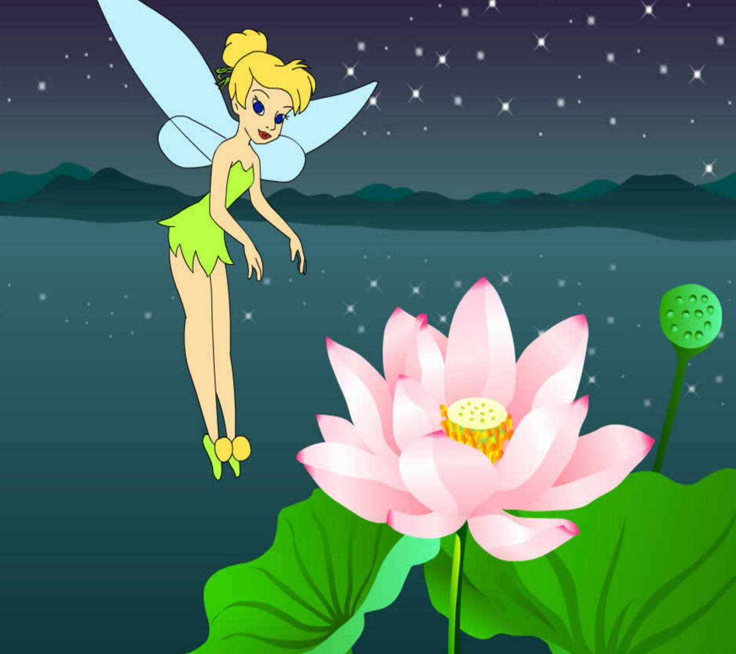 Tinkerbell Wallpaper By Lovey 5c Free On Zedge