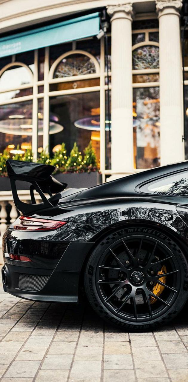 Stealth Porsche