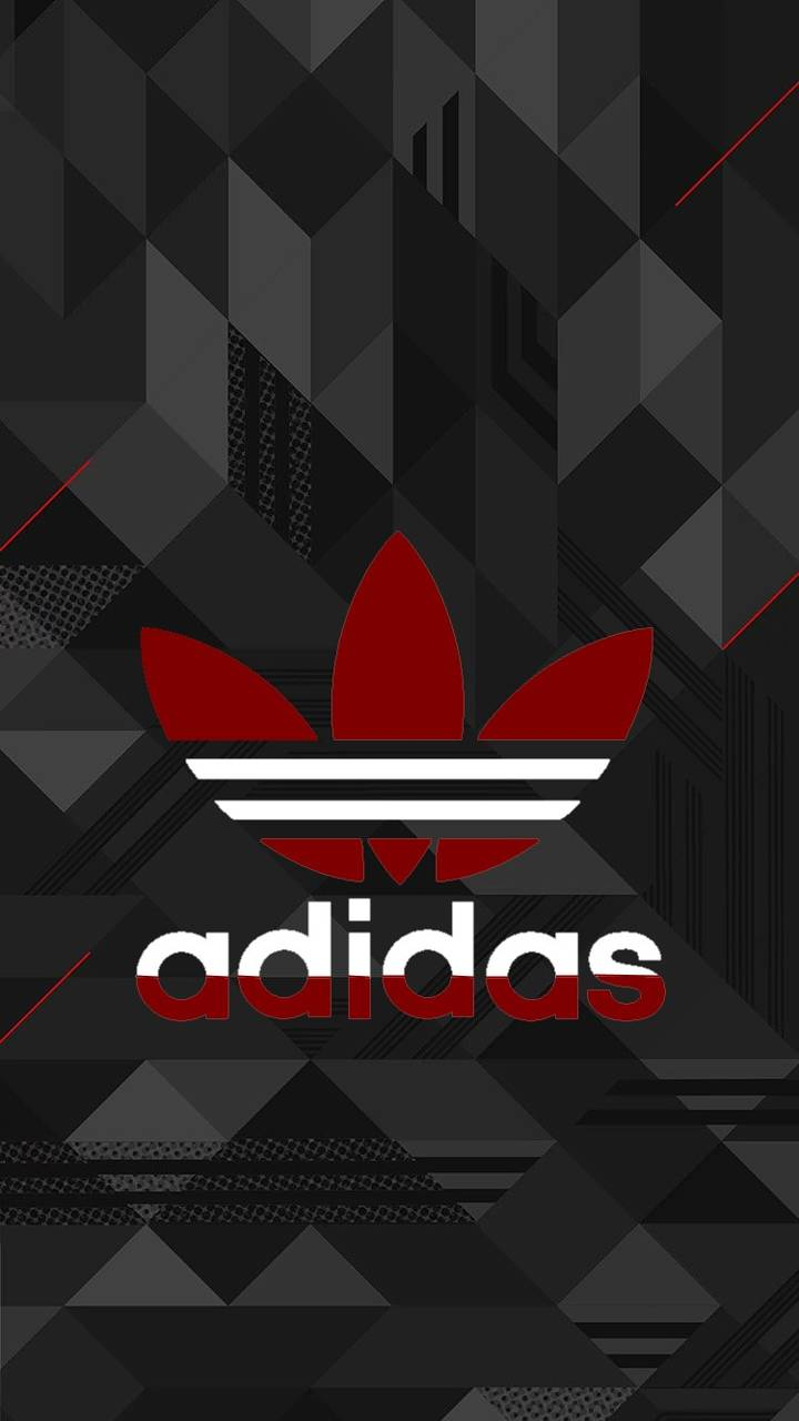Adidas Logo Wallpaper By Jijilhak D5 Free On Zedge