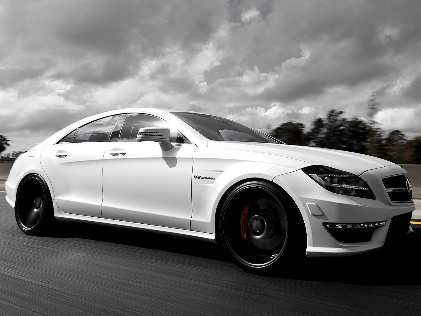 Mercedes Cls 65 Amg