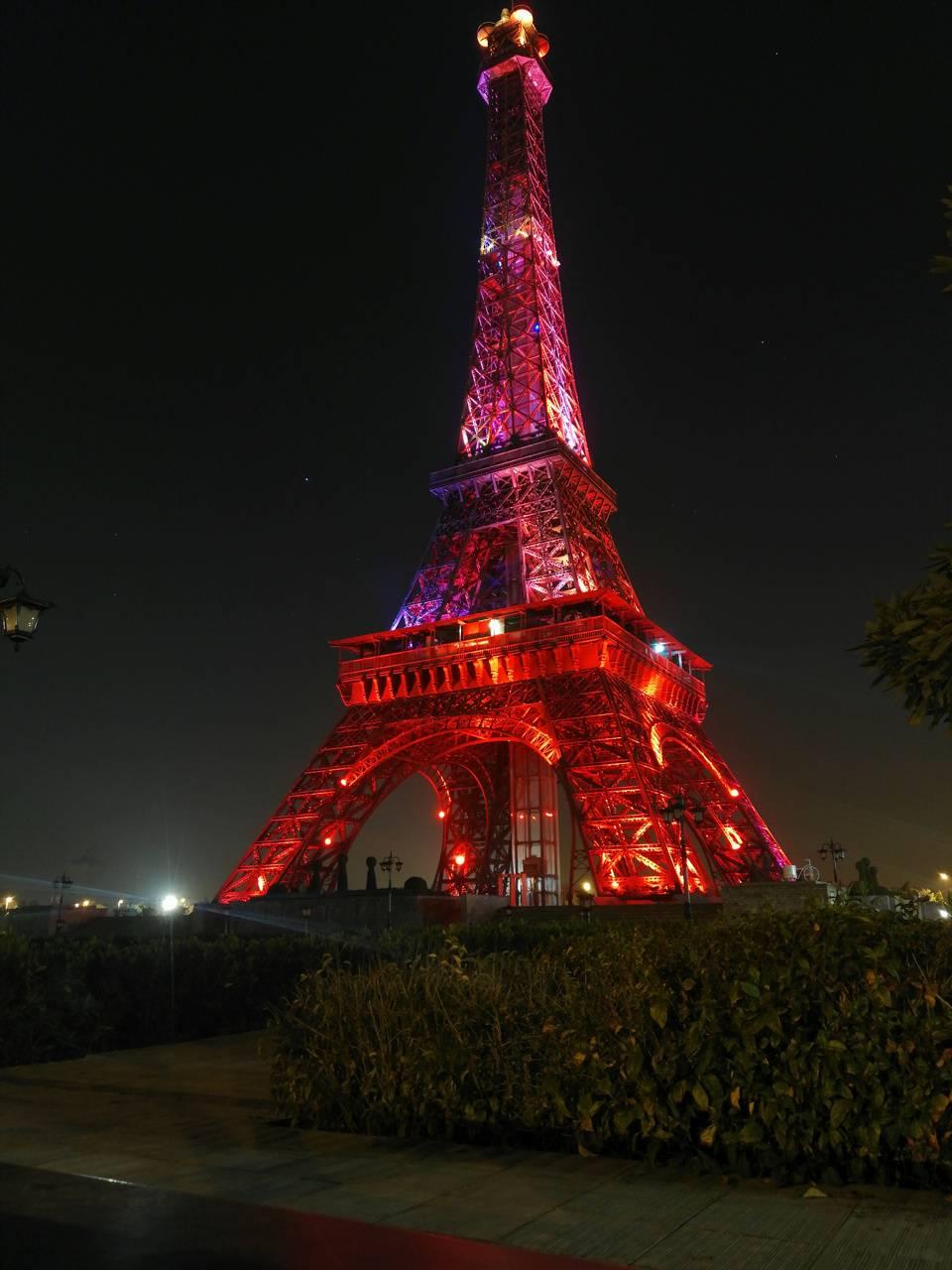 Eifel tower behria