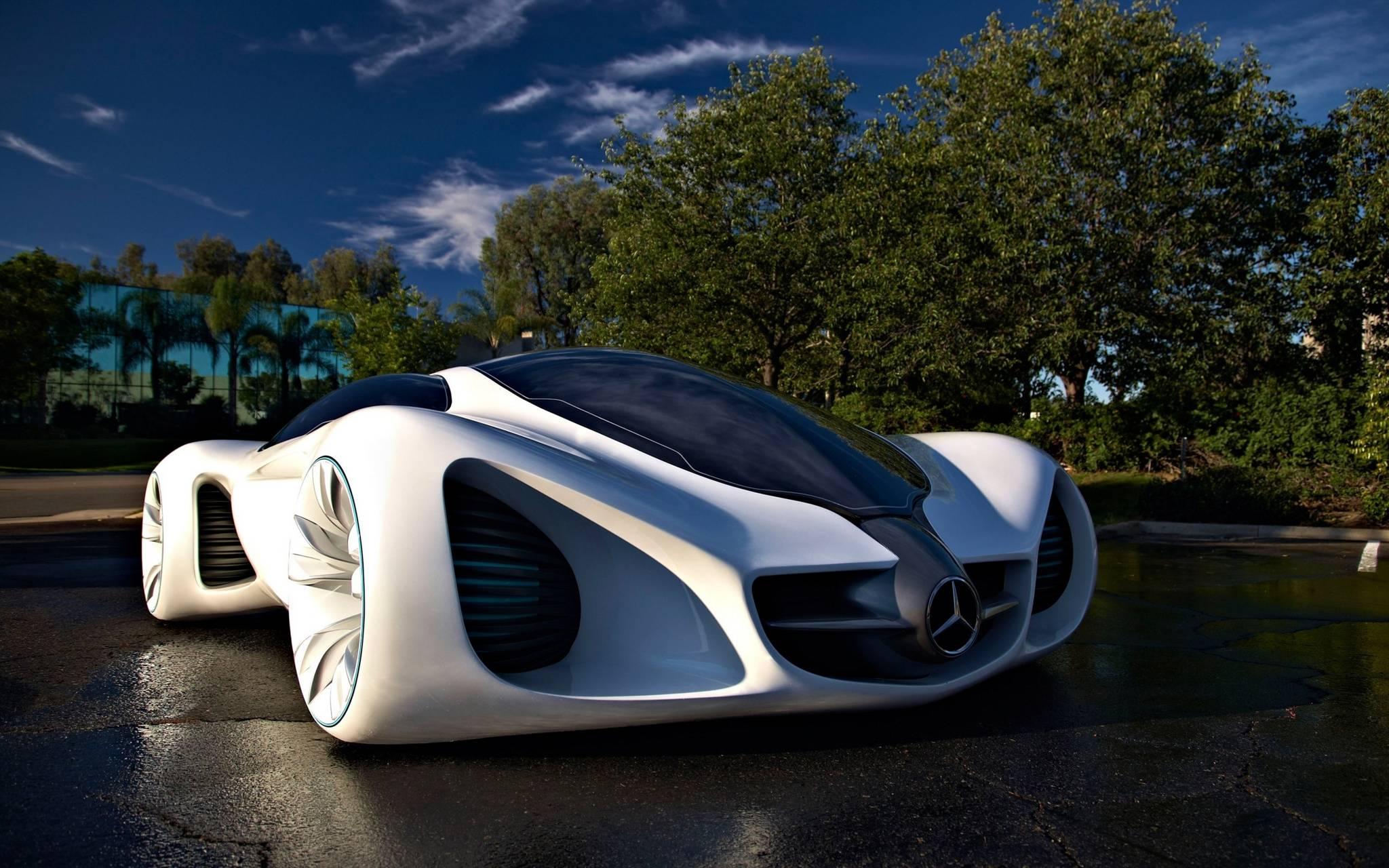 Amazing Mercedes