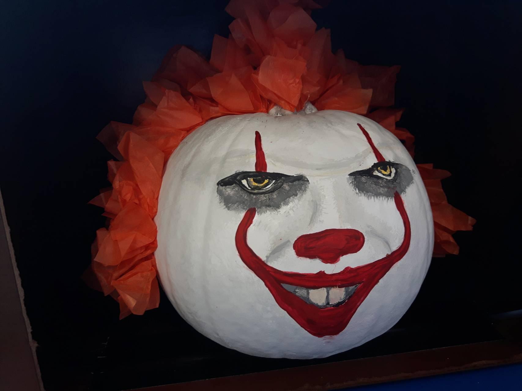 Pennywise Pumpkin