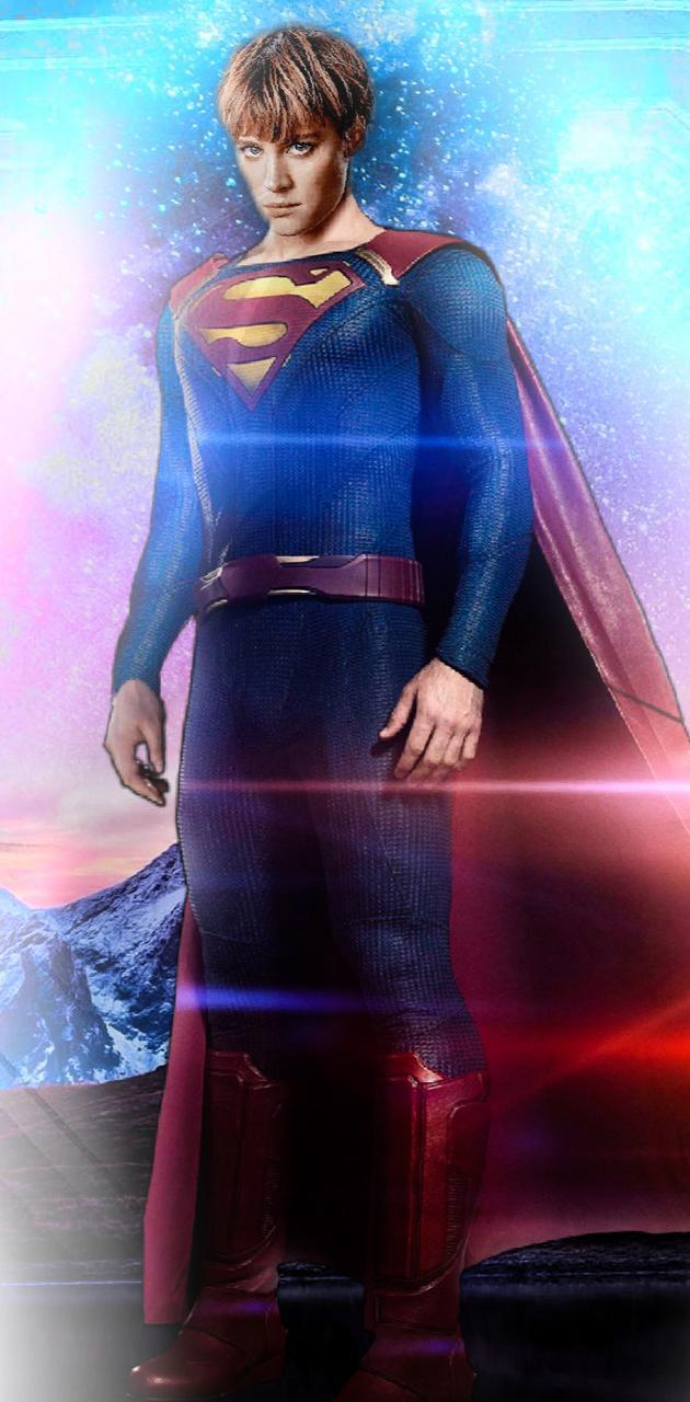 Supergirl Mackenzie