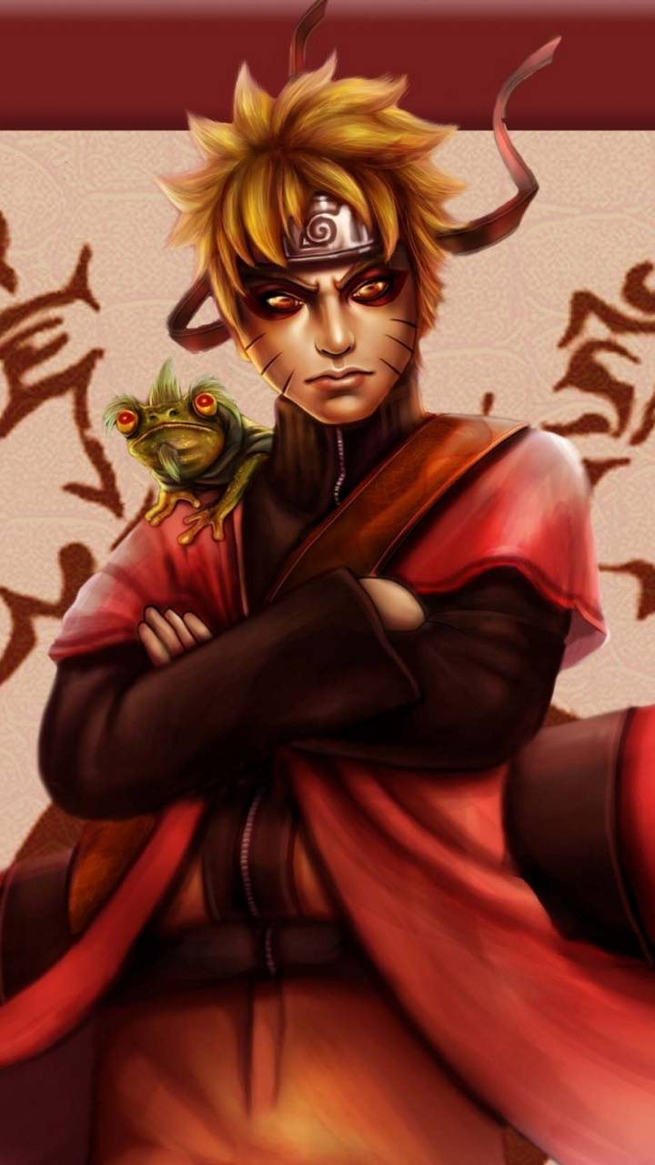 Naruto Sage Mode Wallpaper By Jonas10br 09 Free On Zedge