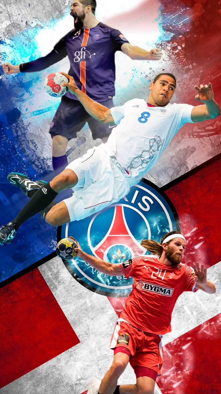 official photos becea 5c7a3 PSG Handball Wallpaper by M13Gz - cc - Free on ZEDGE™