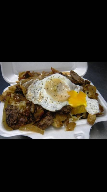 steak n eggs