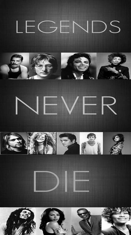 Legends Never Die Wallpapers Free By Zedge