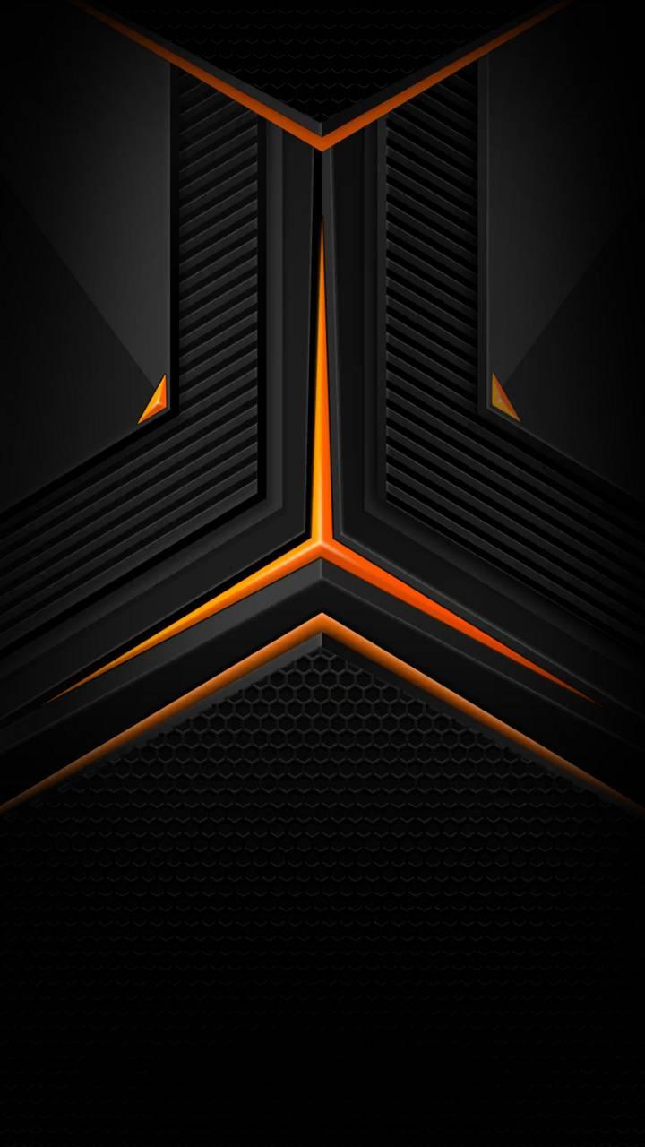 Orange edge