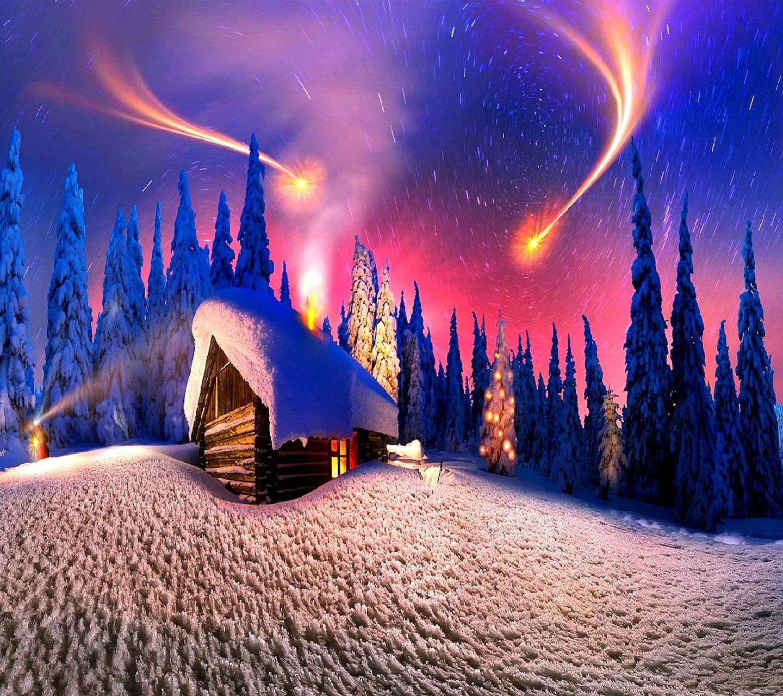 to meet Christmas--
