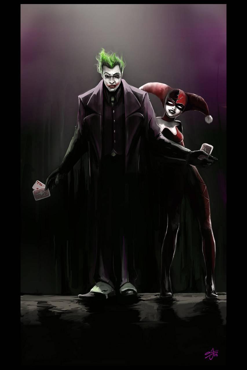 MrJ Harley Quinn