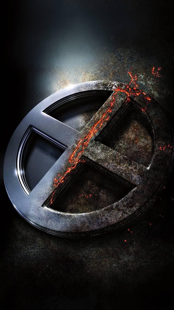 the x men logo