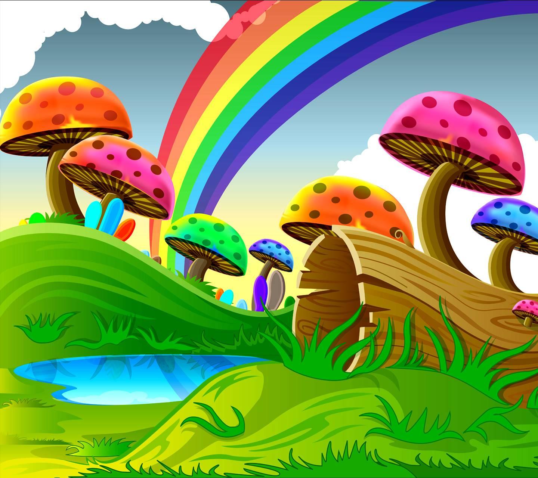 Mushrooms SIII