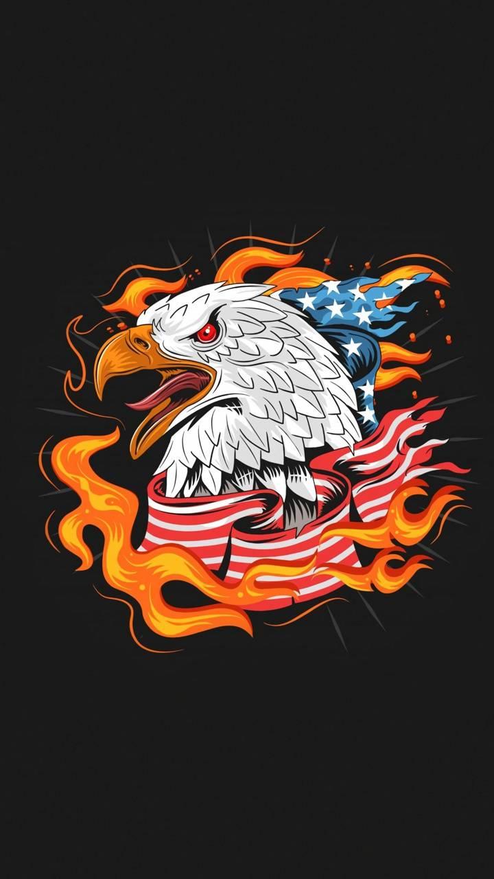 Us Eagle Wallpaper By Kseevee 68 Free On Zedge