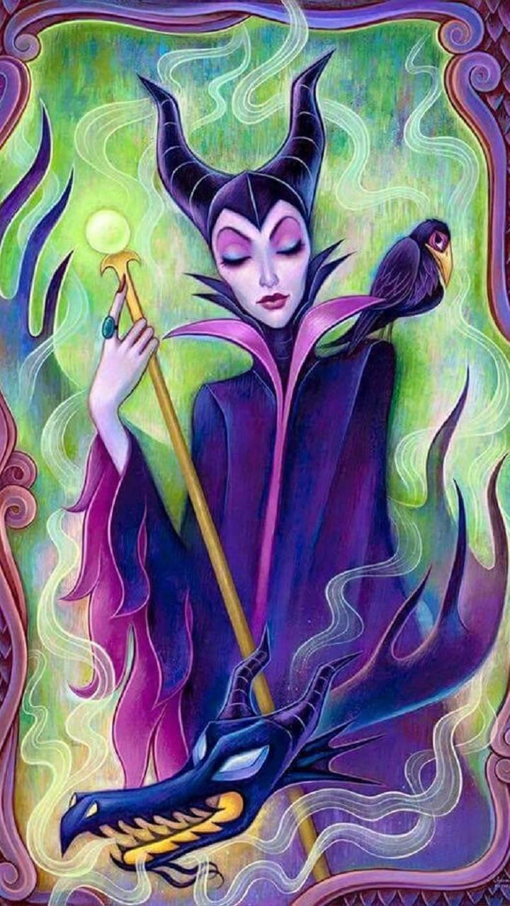 Maleficent Wallpaper By Richchicken 51 Free On Zedge