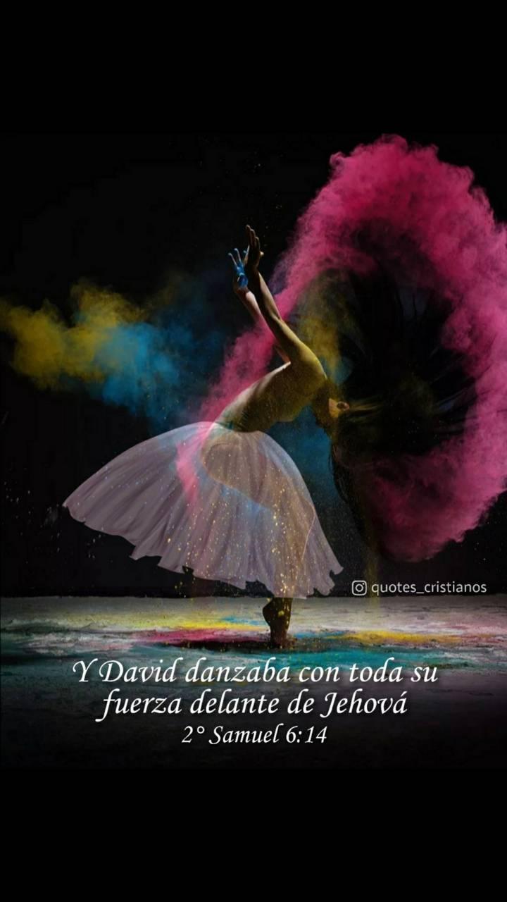 Danza a Dios