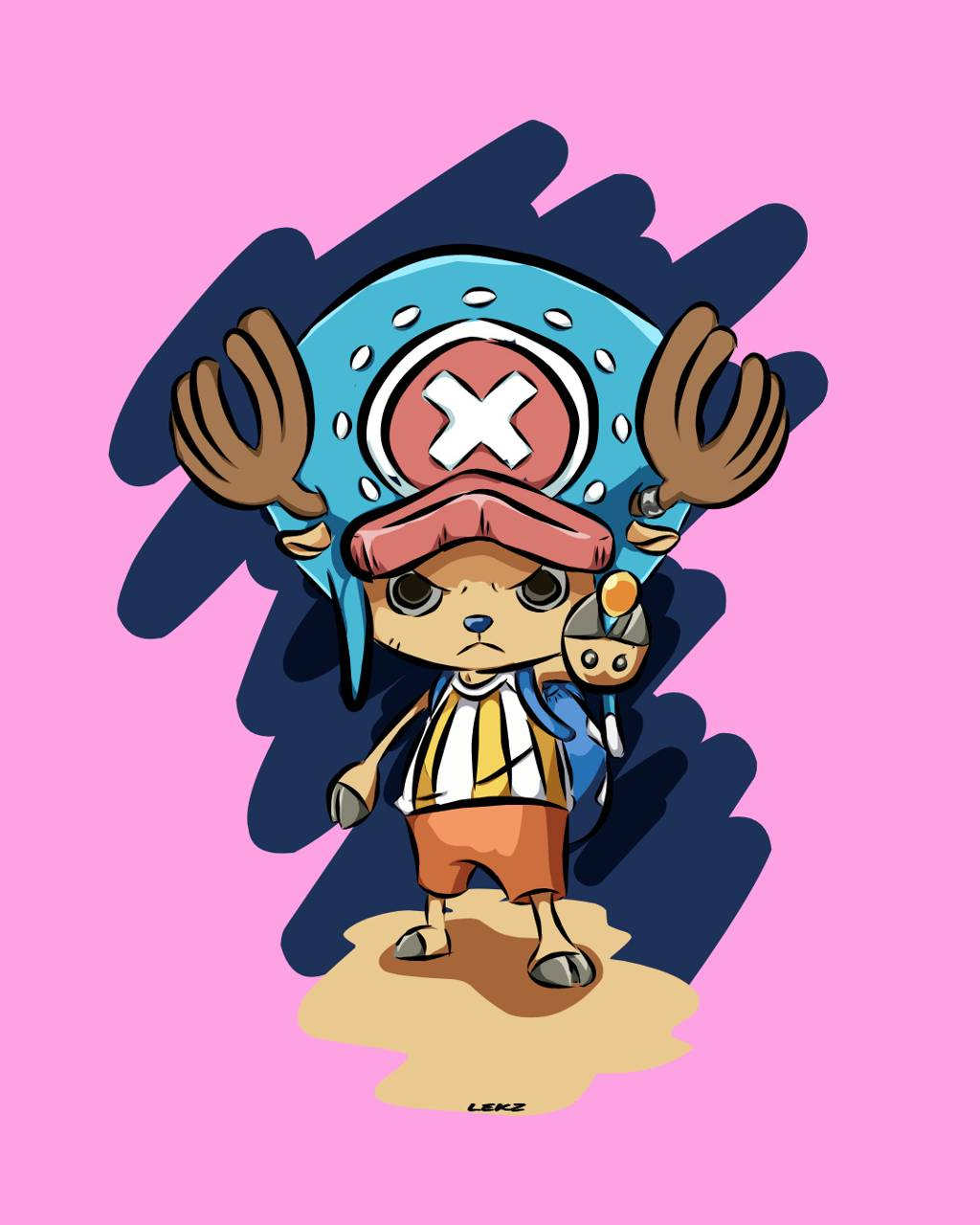 Tonytonychopper Wallpaper By Lekzzz 24 Free On Zedge