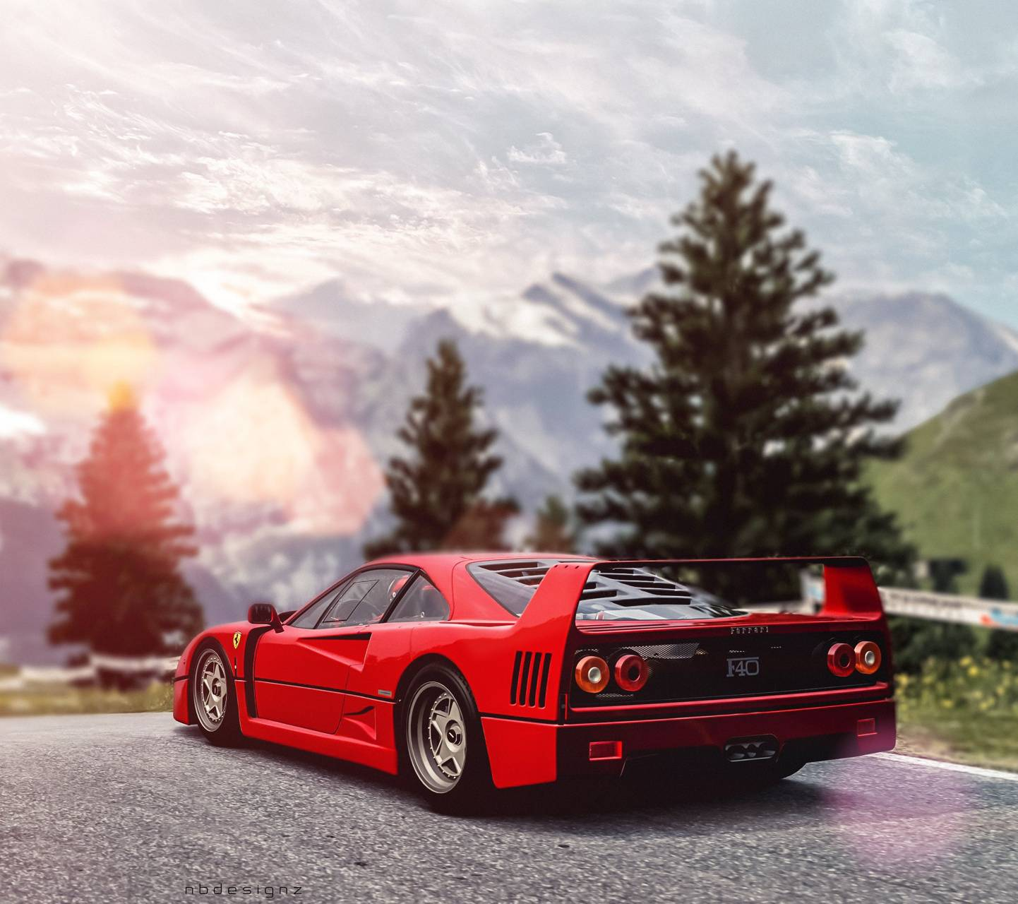 F40Red
