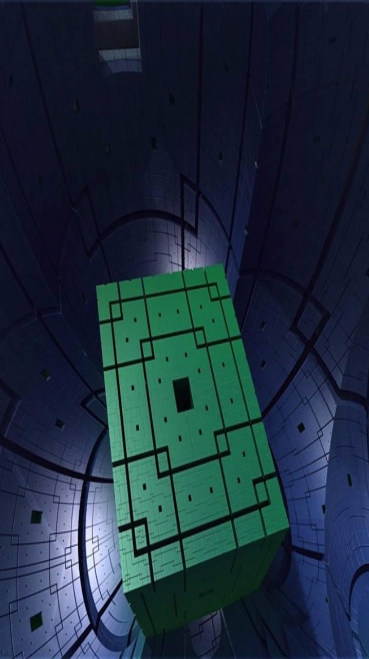 Futuristic Cube