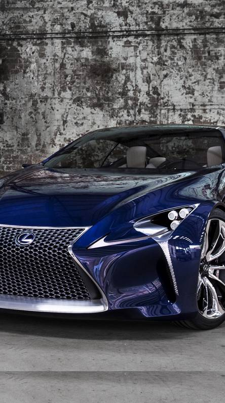Lexus Lc 500 Wallpapers Free By Zedge