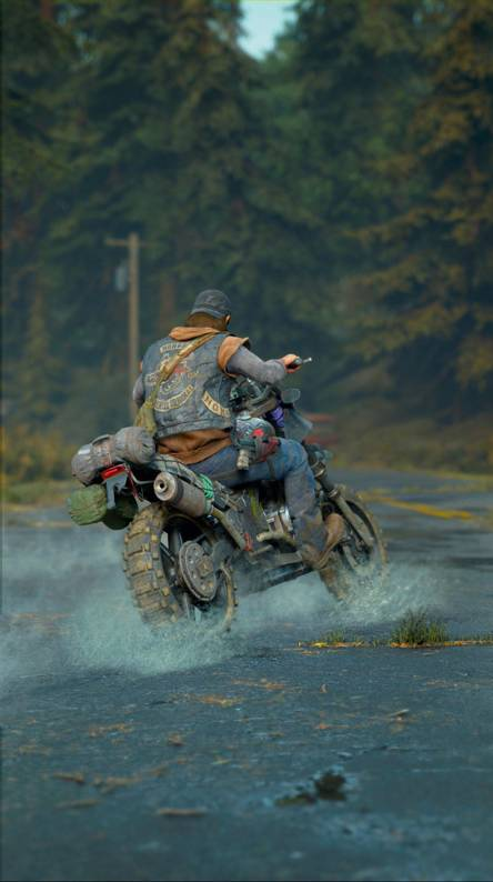 Days gone Ringtones and Wallpapers - Free by ZEDGE™