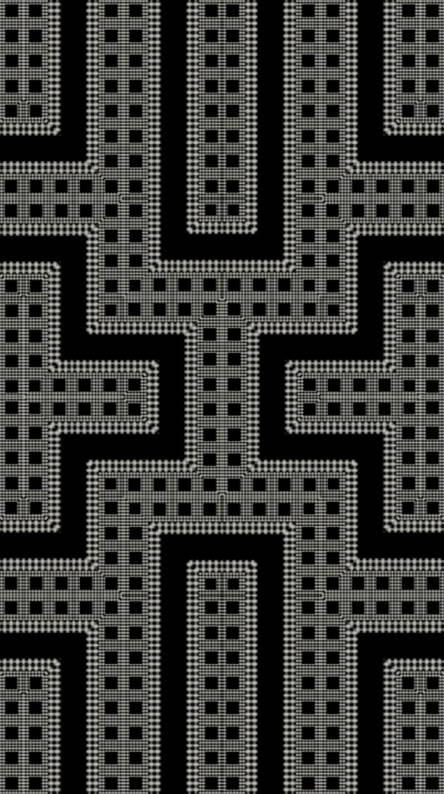 Black Grey Maze