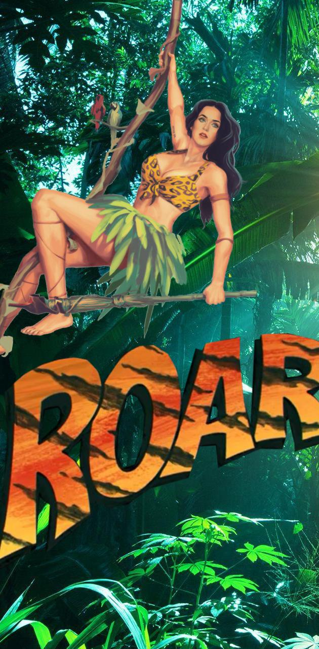 Roar - Wallpaper