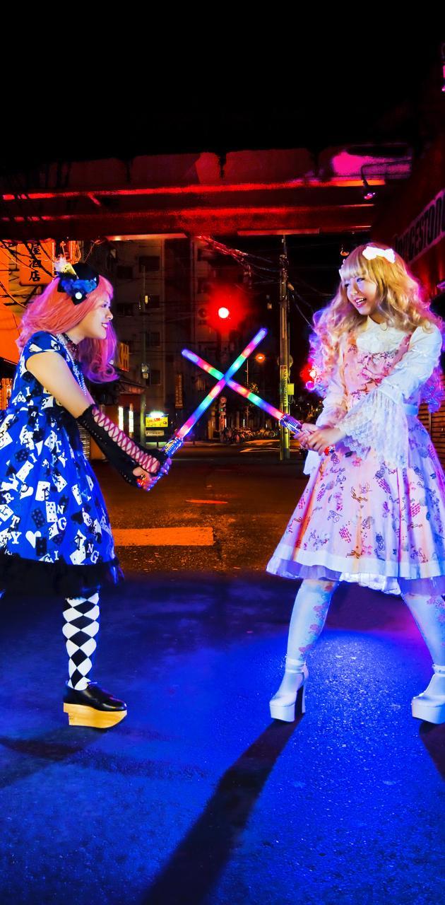 Lolita Swordfight