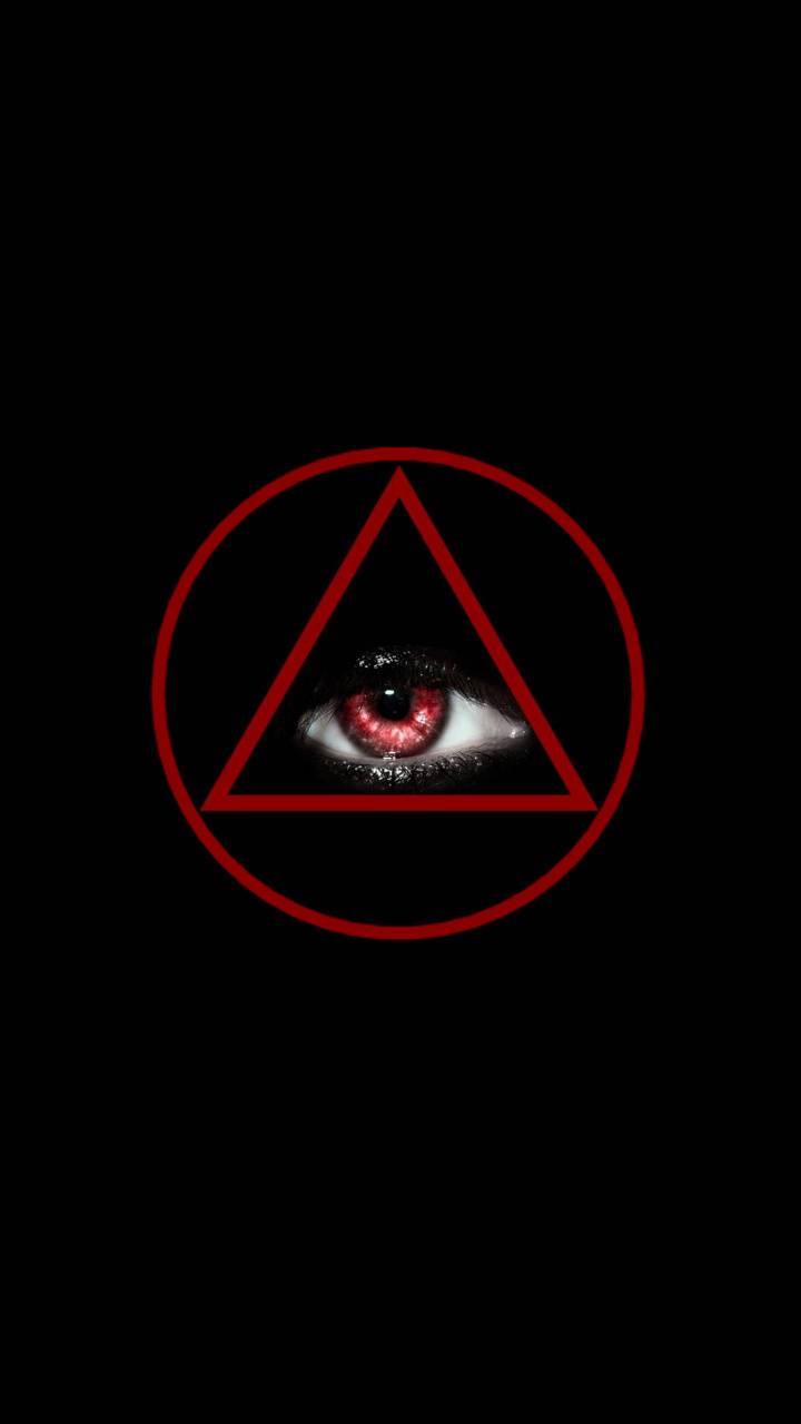 Red Eye Triangle