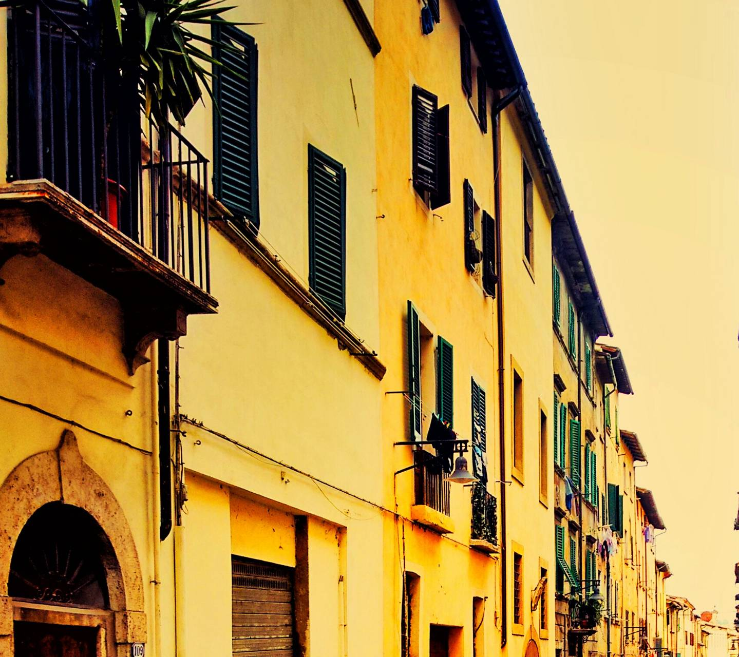 houses in italy