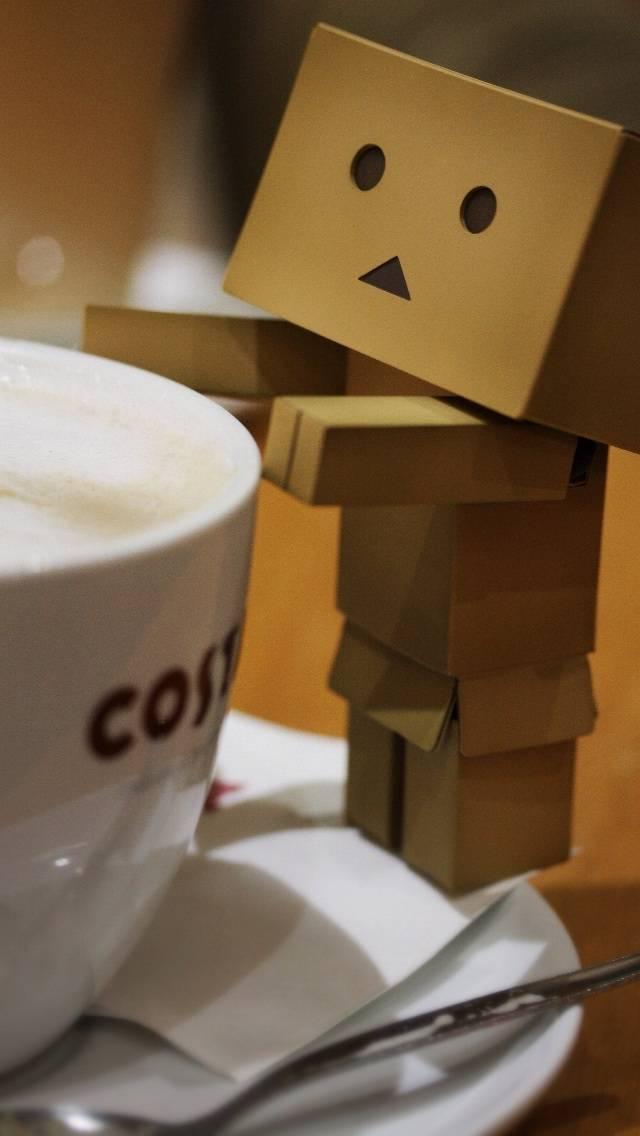 Danbo coffee time