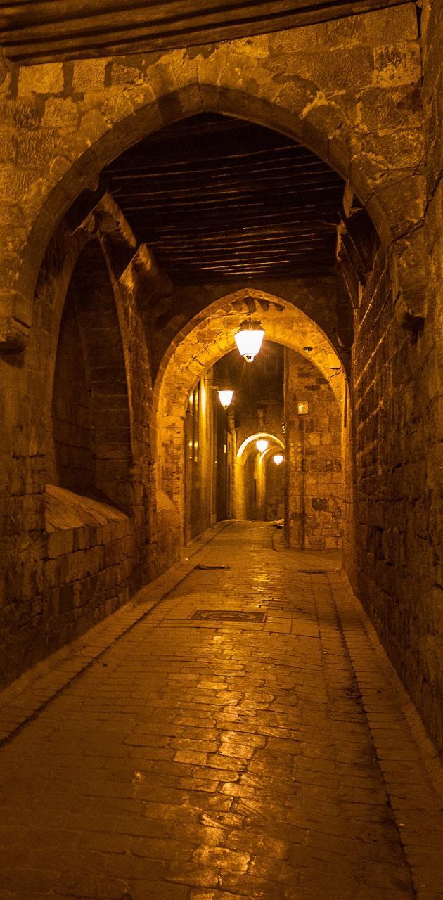 Long Passage