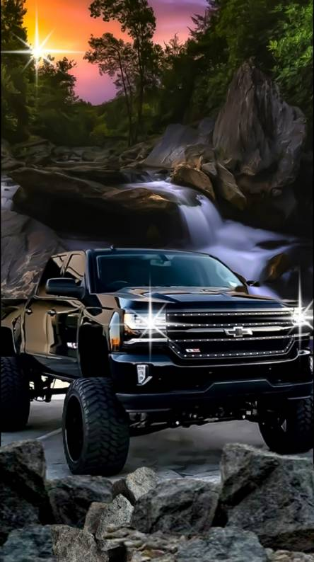 Chevy Truck Wallpapers Free By Zedge