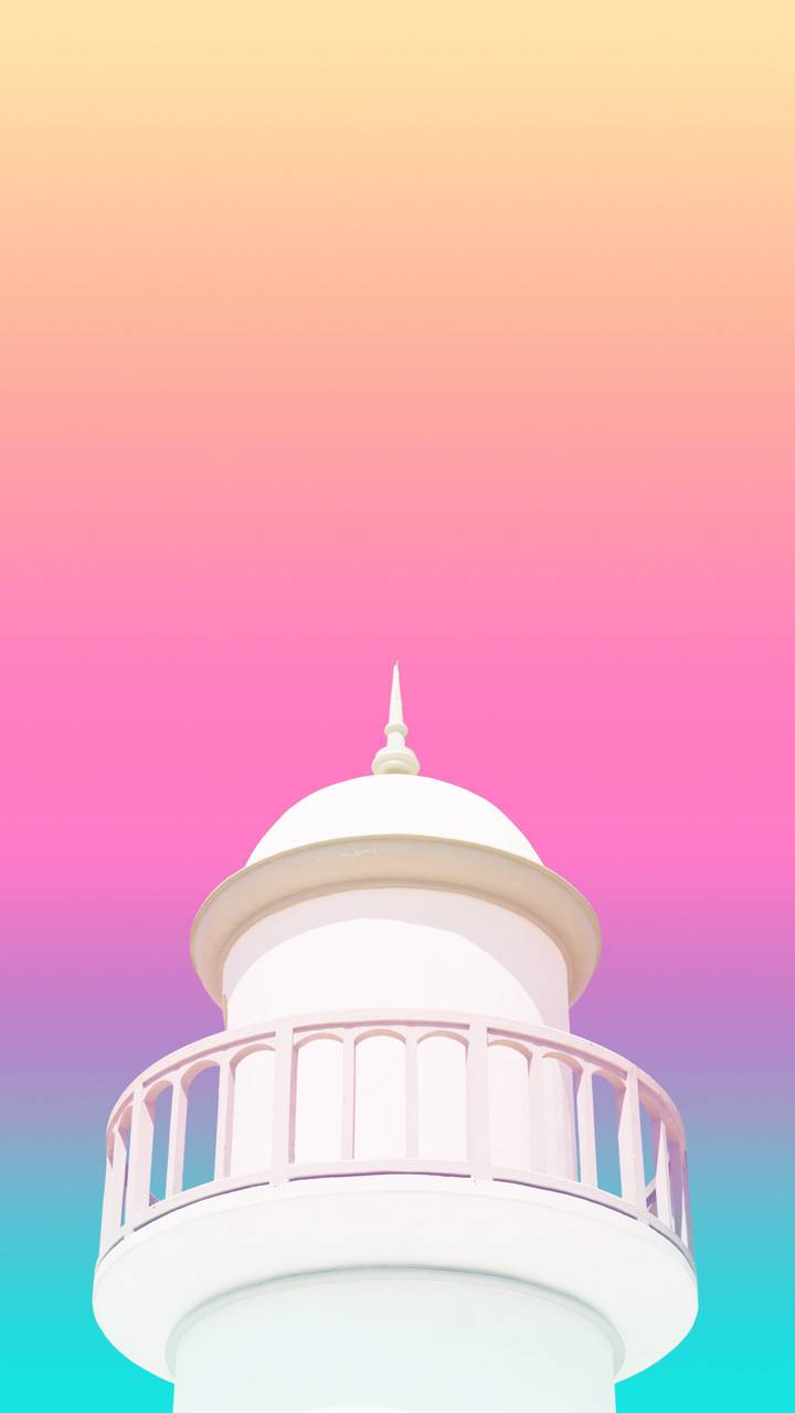 Pastel Light House