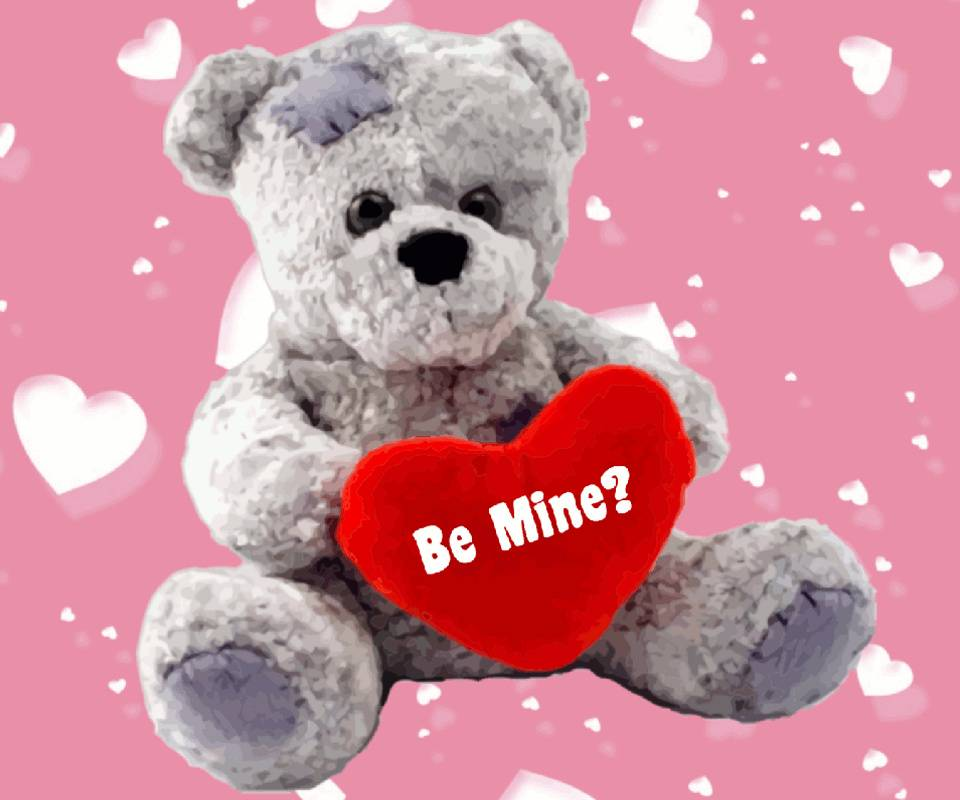Be Mine Bear