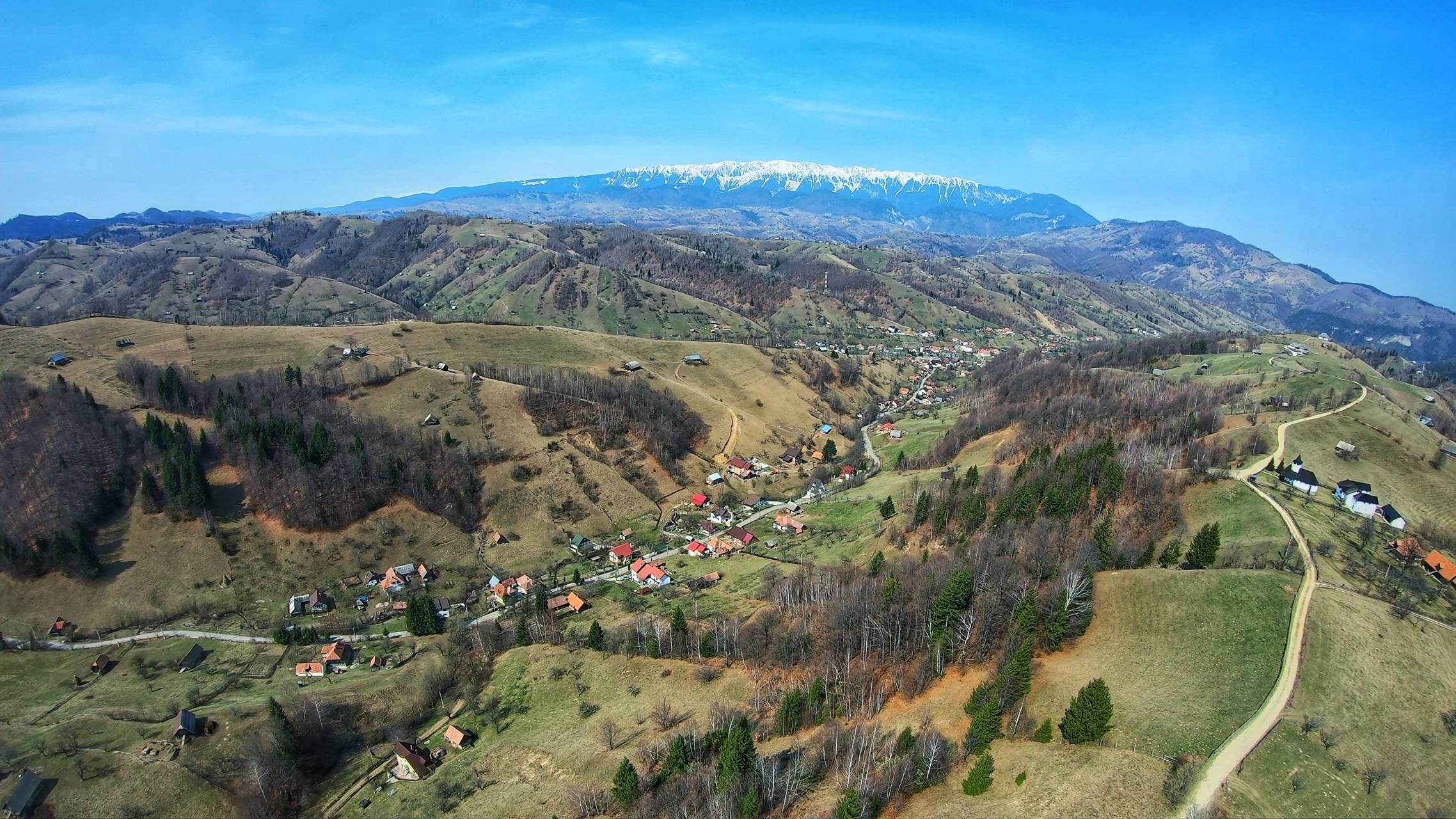 Landscape Romania