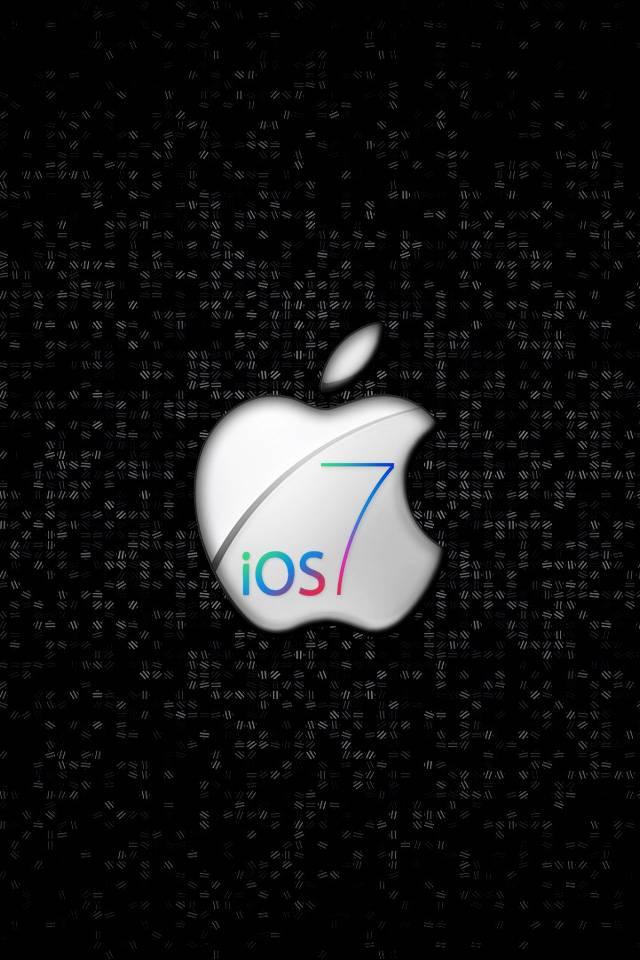 Ios 7 Black Hd