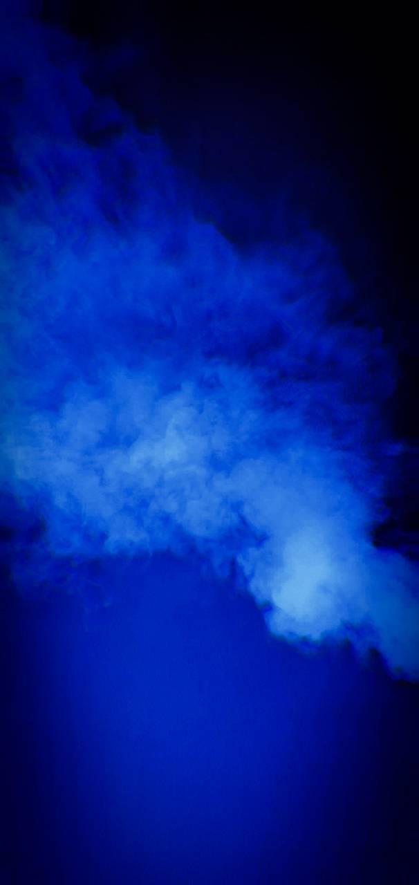 Smoking ocean